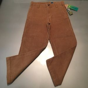 NWT: greendog Adjustable Waist Corduroy Pants